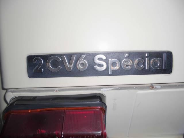 CITROEN 2CVSpecial