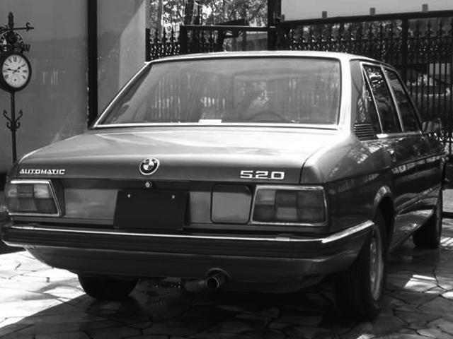 BMW520 1976 この時代があるから今がある